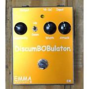 Emma Electronic Discumbobulator Envelope Filter Effect Pedal