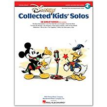 Hal Leonard Disney Collected Kids' Solos Book/Online Audio