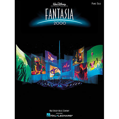 Hal Leonard Disney Fantasia 2000 for Piano Solo