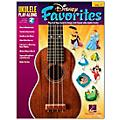 Hal Leonard Disney Favorites - Ukulele Play-Along Vol. 7 (Book/Online Audio) thumbnail