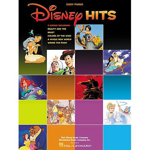 Hal Leonard Disney Hits For Easy Piano-thumbnail