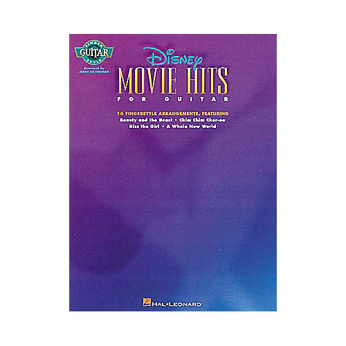 Hal Leonard Disney Movie Hits Guitar Tab Songbook