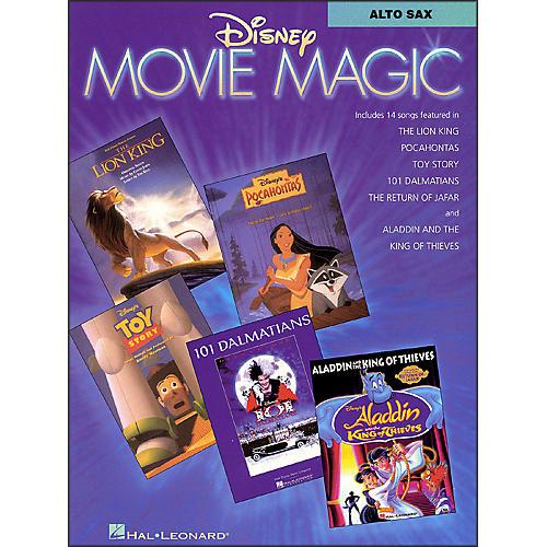 Hal Leonard Disney Movie Magic for Alto Sax-thumbnail