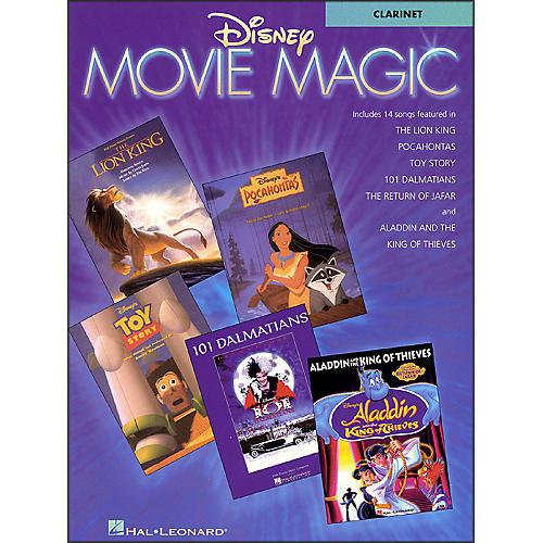 Hal Leonard Disney Movie Magic for Clarinet