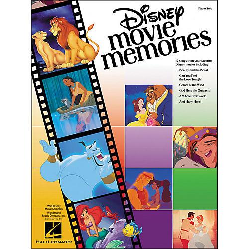 Hal Leonard Disney Movie Memories for Piano Solo