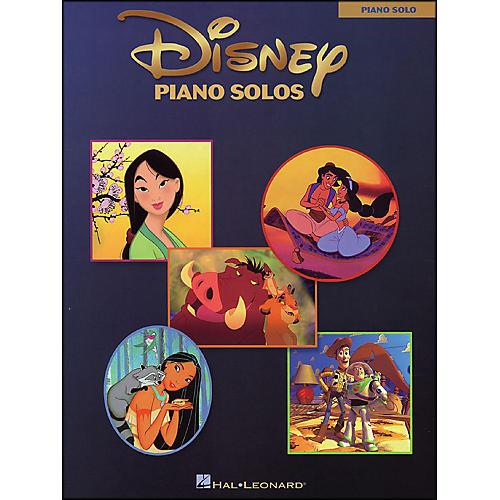 Hal Leonard Disney Piano Solos