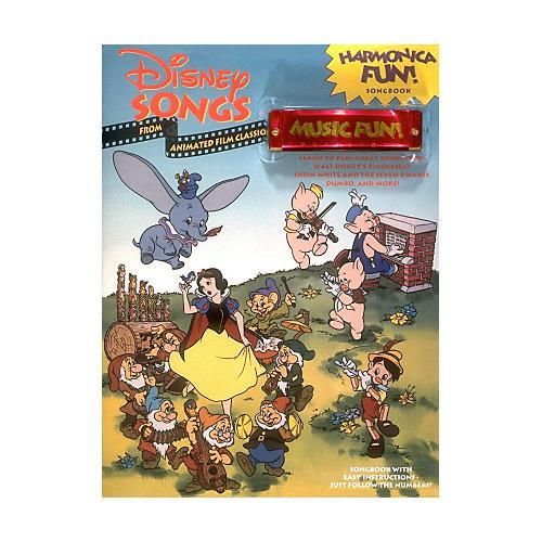 Hal Leonard Disney Songs - Harmonica Fun! Pack-thumbnail