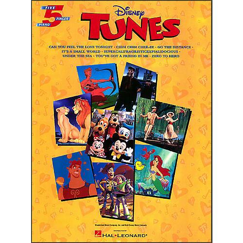 Hal Leonard Disney Tunes for Five Finger Piano