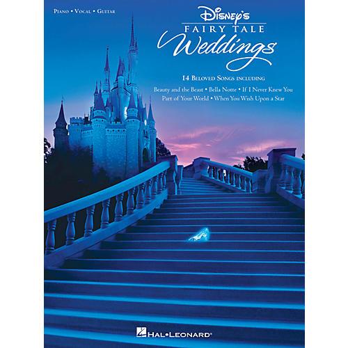 Hal Leonard Disney's Fairy Tale Weddings for Piano/Vocal/Guitar-thumbnail