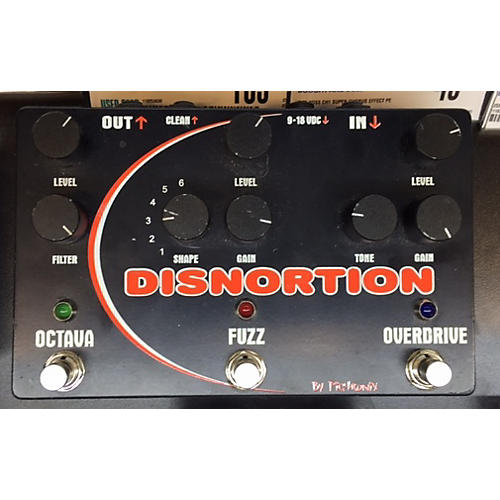 Pigtronix Disnortion Effect Pedal-thumbnail