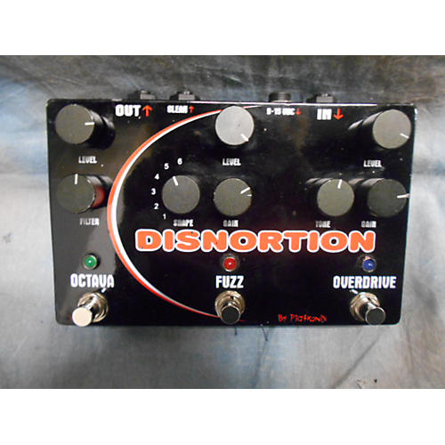Pigtronix Disnortion Effect Processor-thumbnail