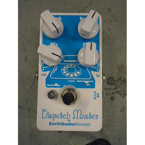 Earthquaker Devices Dispatch Master Delay And Reverb Effect Pedal-thumbnail
