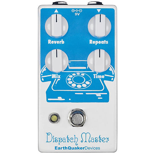 Earthquaker Devices Dispatch Master V2 Delay & Reverb