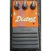 Fender Distort Effect Pedal