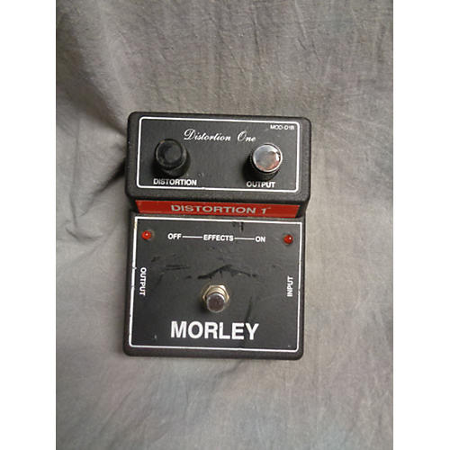 Morley Distortion 1 Effect Pedal-thumbnail