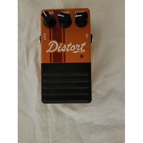 Fender Distortion Effect Pedal-thumbnail