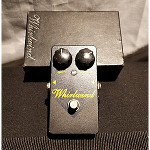 Pre-owned Whirlwind Distortion Effect Pedal by Whirlwind