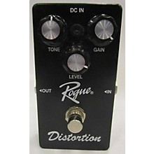 Rogue Distortion Effect Pedal
