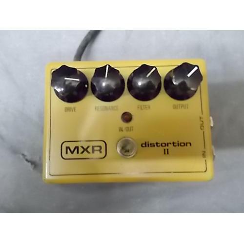 MXR Distortion Ii Effect Pedal