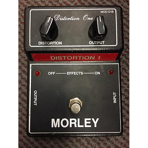 Morley Distortion One Effect Pedal