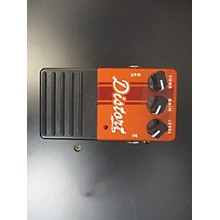 Fender Distortion Pedal Effect Pedal
