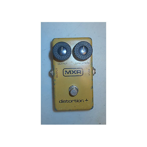 MXR Distortion Plus- Block Effect Pedal