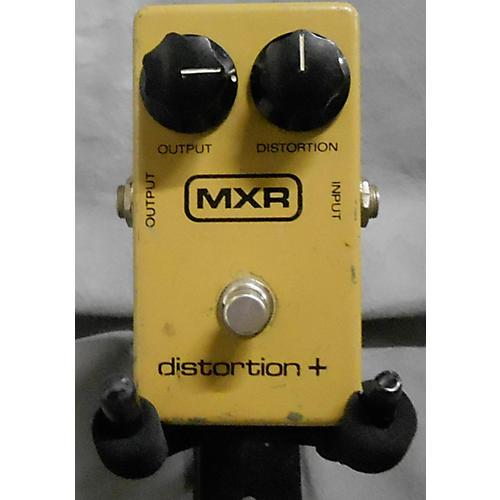 MXR Distortion Plus M104 1980's Effect Pedal