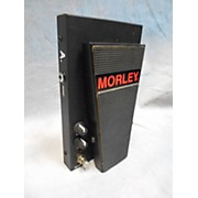 Morley Distortion Wah Effect Pedal
