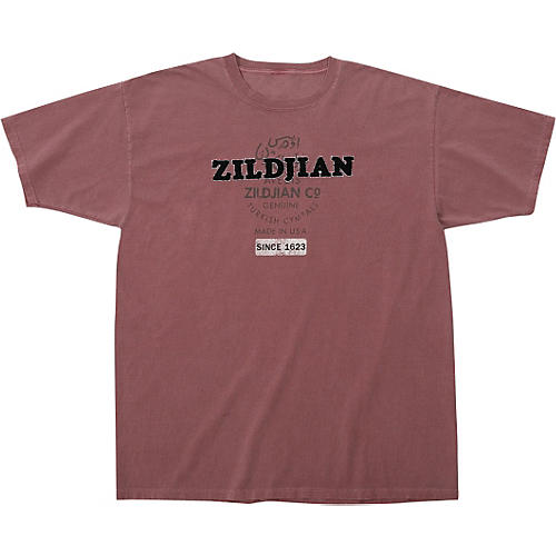 Zildjian Distressed Trademark T-Shirt