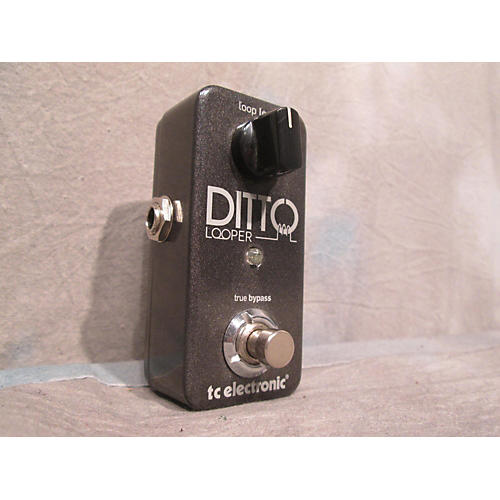 TC Electronic Ditto Looper Pedal-thumbnail