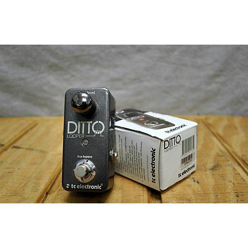 TC Electronic Ditto Looper Pedal-thumbnail
