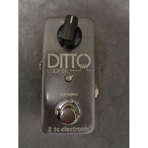 how to set up ditto looper