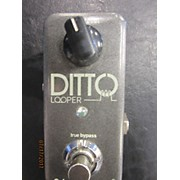 TC Electronic Ditto Looper Stereo Pedal