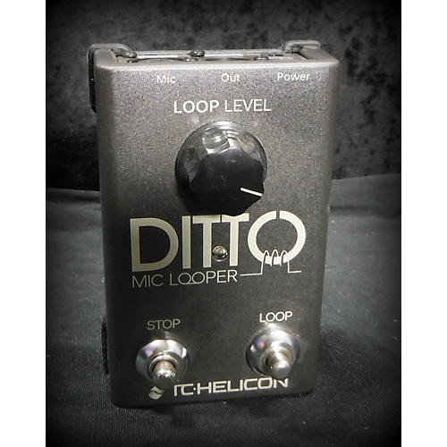 TC Helicon Ditto Mic Pedal