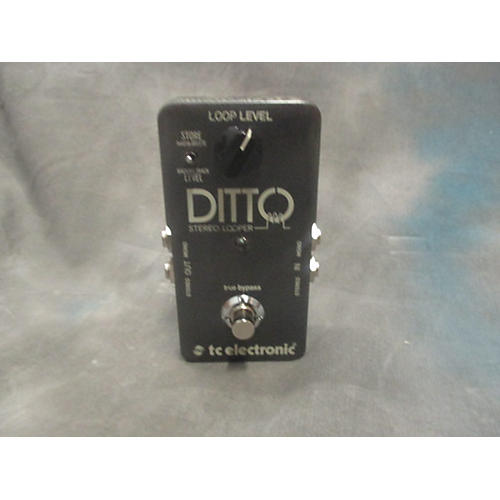 TC Electronic Ditto Stereo Looper Pedal-thumbnail