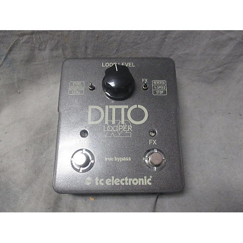 TC Electronic Ditto X2 Looper Pedal-thumbnail