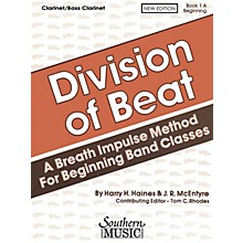 Southern Division of Beat (D.O.B.), Book 1A (Baritone B.C.) Southern Music Series Arranged by Tom Rhodes
