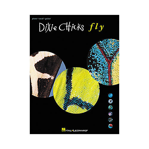Hal Leonard Dixie Chicks - Fly Piano/Vocal/Guitar Artist Songbook