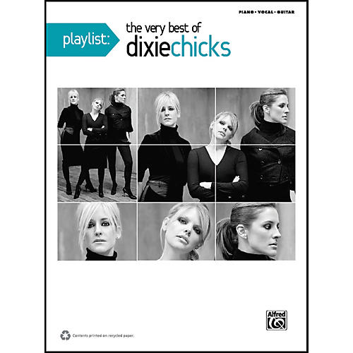 Alfred Dixie Chicks, The - The Very Best of - Piano/Vocal/Chords-thumbnail