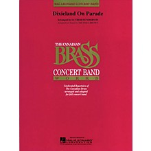 Canadian Brass Dixieland on Parade (Canadian Brass Concert Band) Concert Band Level 4 Arranged by Luther Henderson