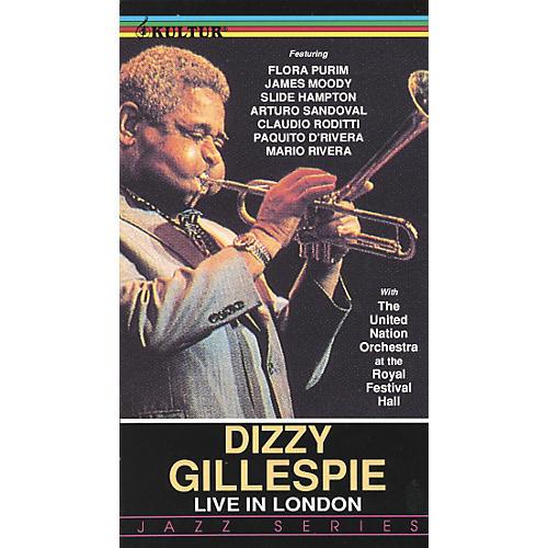 Kultur Dizzy Gillespie Live in London (Video)-thumbnail