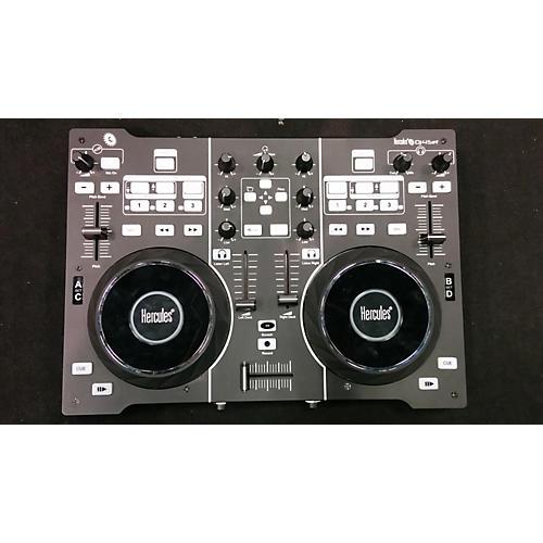 Hercules Dj4set DJ Controller-thumbnail