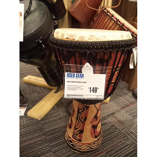 In Store Used Djembe Djembe