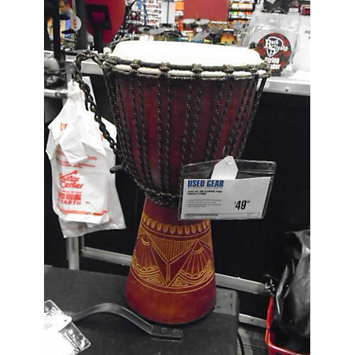 In Store Used Djembe Djembe-thumbnail