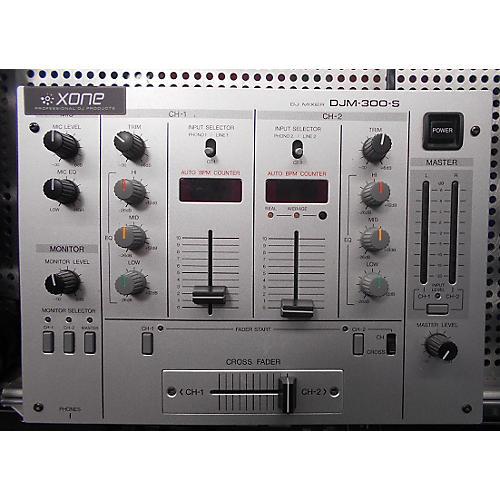 Pioneer Djm300s DJ Mixer-thumbnail