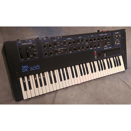 In Store Used Dk-600 Synthesizer