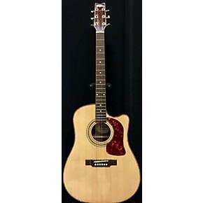 used washburn dk20cet acoustic electric guitar guitar center. Black Bedroom Furniture Sets. Home Design Ideas