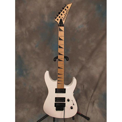 Jackson Dk2m Solid Body Electric Guitar Alpine White