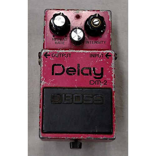 Boss Dm2 Delay Effect Pedal-thumbnail