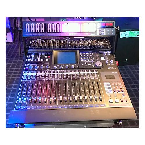 Tascam Dm24 W/Meter Bridge Digital Mixer